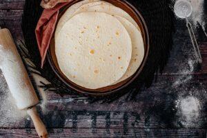 Vegan Gluten Free Flour Tortillas